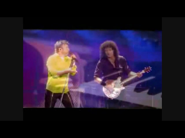 Queen Paul Rodgers - Runaway (Crime Story)