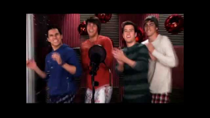 Teen.com Sneak Peek: Big Time Christmas with Big Time Rush