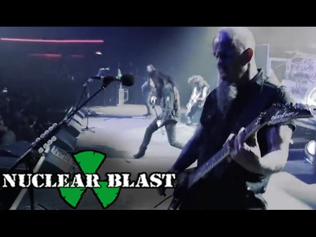 ANTHRAX A Skeleton In The Closet OFFICIAL LIVE VIDEO
