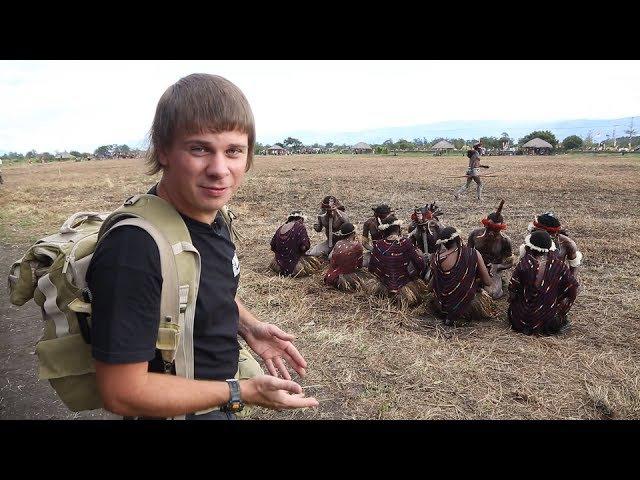 Индонезия. Традиции и быт первобытных аборигенов. 7 серия (1080p HD) | Мир Наизнанку - 5...