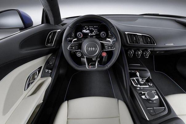 Автоновости!!!Компания Audi представит на автосалоне в Женеве среднем