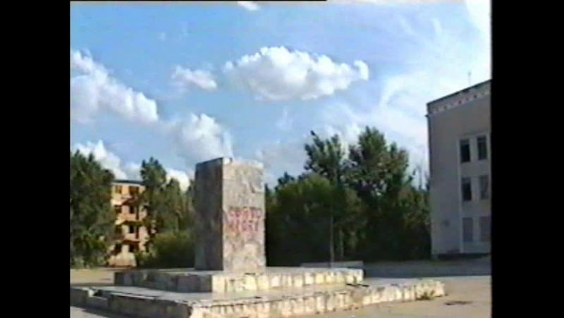 Таким он стал Семипалатинск-21, он же Семск, он же Конечная, он же Городок, он же Курчатовск, он же Ядерный полигон СССР