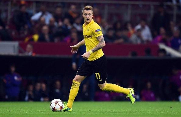 «Barcelona» Reusdan bir yil kutishni so'rab, rad javobi oldi