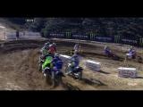 Чемпионат Мира по Мотокроссу MXGP: США 18 этап 2015 - Класс МХ1 - 2 заезд (полное видео)