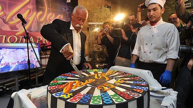 К25-летию капитал-шоу «Поле чудес» в«Останкино» открылся обновлённый музей телеигры