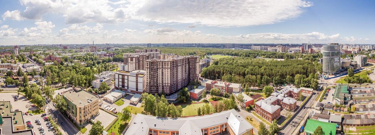 ЖК Невский стиль в Приморском районе