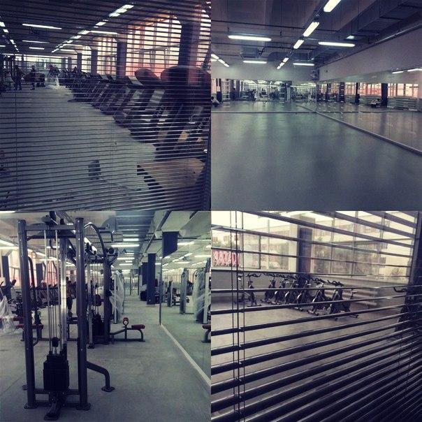 Клуб в ТРК «Глобус» | DriveFitness - сеть фитнес-клубов