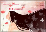 8 марта международный женский день поздравить подругу  подружке сестре маме любимой жене цветы девушка