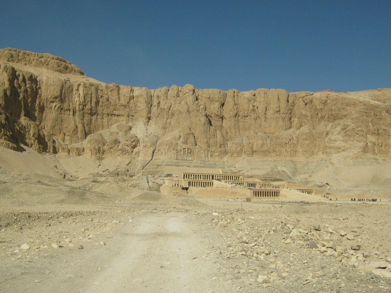 Храм Хачепсут