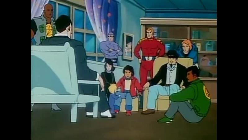 Защитники Земли Defenders of the Earth[1986][63 из 65][ENG]