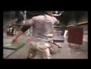Скотт Эдкинс он же Юрий Бойка, на тренировках перед снятием фильма Неоспоримый 3_mpeg4