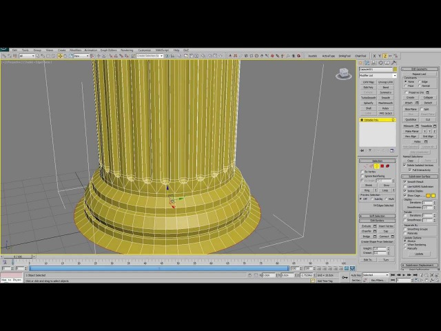 Моделирование классической колонны - 8
