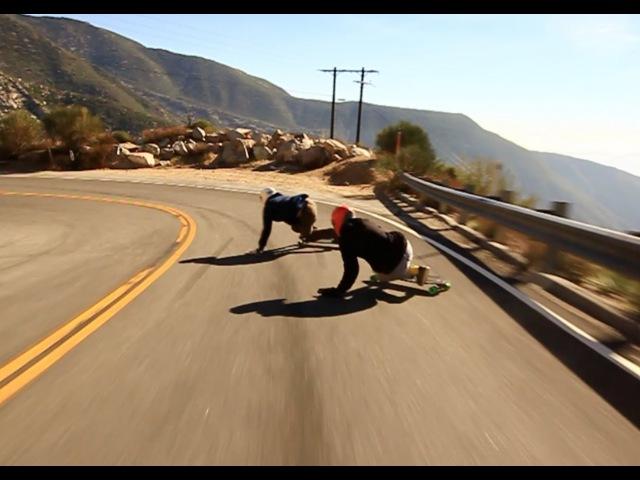 Mountain Passes - Omen Longboards