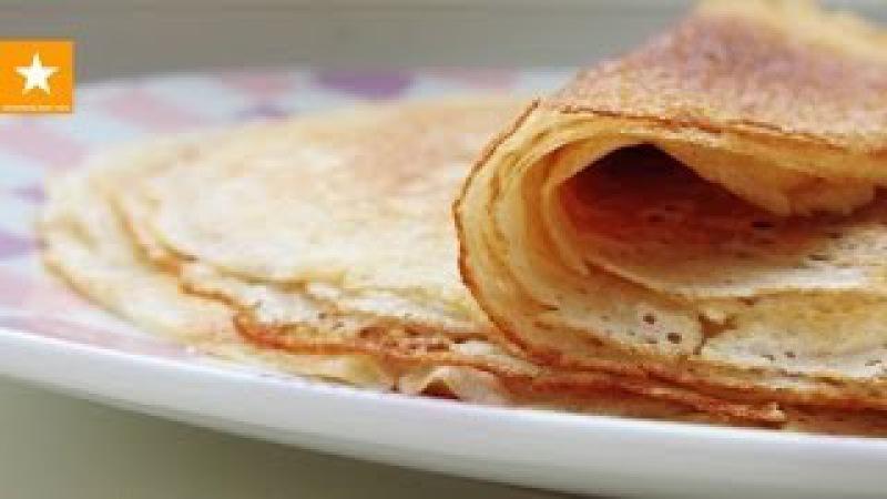 Очень удачный рецепт блинов от Мармеладной Лисицы Блины без яиц смотреть онлайн без регистрации