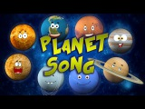 Planet Song solar system song Kids Tv Nursery Rhymes For Children Learning Videos For Kids