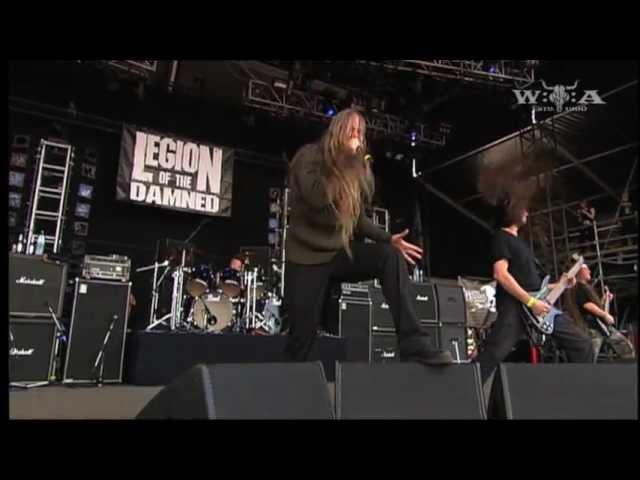 Legion of the Damned - Legion of the Damned - Live at Wacken Open Air 2006
