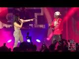 Nicki Minaj Ft. Soulja Boy - Yass Bish Yass Hot97 Summer Jam 2014 Performance
