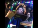 2015 7/11 Misha Collins riding a pedicab filled with pizza to feed Hall H at SDCC - 4