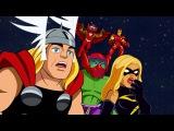 Отряд супергероев - Новый облик зла. Часть 2 - Сезон 2, Серия 2