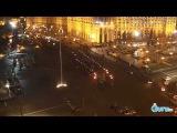 Факельное шествие на Крещатике 14.12.2014