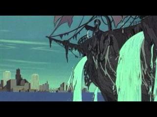 Корабль призрак Япония [мультфильмы cartoon мультики] (советские мультфильмы русские мульты)