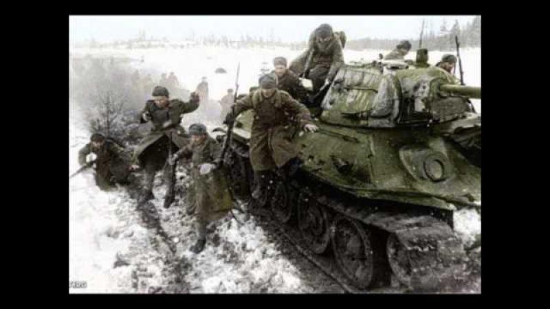 К 70-ти летию Нашей Победы в Великой Отечественной Войне!