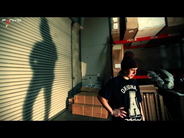 Bgirl Bonita (Rock Steady Crew, Beat Freaks, Groovaloos)