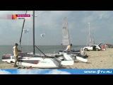 В Крым на фестиваль съехались десятки любителей водных видов спорта