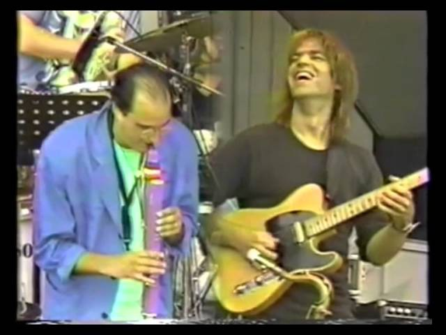 Michael Brecker Band feat Mike Stern Airto Moreira - Live Under The Sky, Japan 1989-07-29