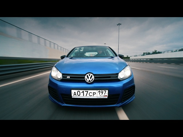 DT Test Drive — 700 HP VW Golf R HGP vs Lamborghini Huracan