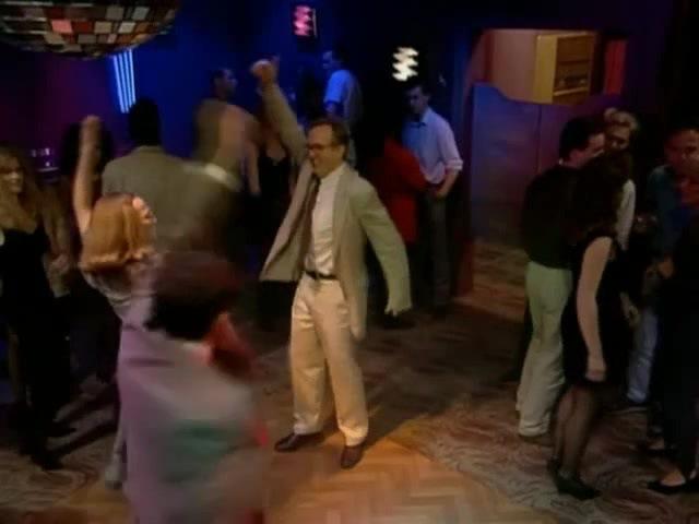 Mr Bean moshing