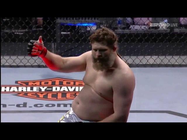 Мужской клуб Берлога. Легенда MMA - Roy Big Country Nelson - 2013
