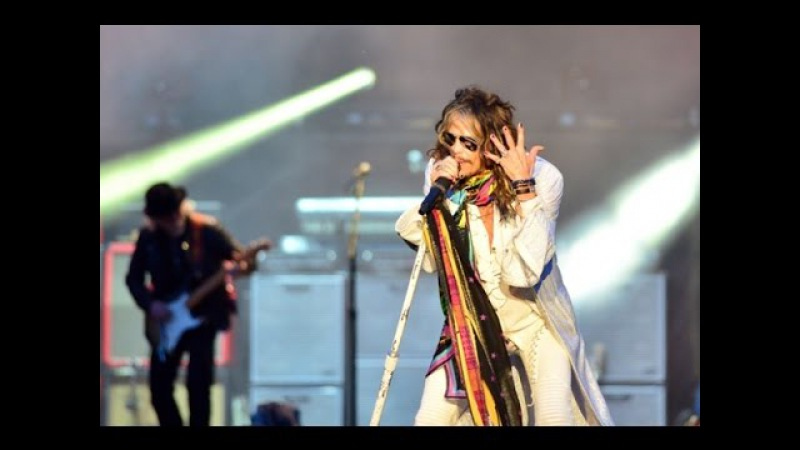 Aerosmith - Last Child - Donington 2014 - HD