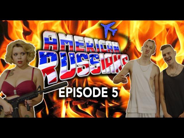 AMERICAN RUSSIANS Jealousy s1e5 LITTLE BIG TOMMY CASH serial