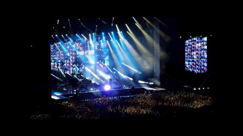 MUSE Plug In Baby Park Live Moscow 19 06 2015