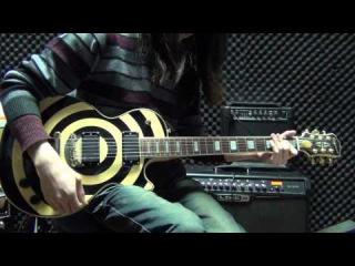 Aqua Timez - Alone Bleach Opening 6 結他 guitar cover by Eric Lo