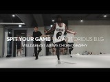 Spit Your Game - The Notorious B.I.G.  WilldaBeast Adams Choreography