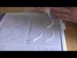 Простые и элегантные узоры для украшения тортов кремом с помощью насадки (украсить торт кремом).