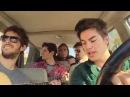 Enamorate en el coche