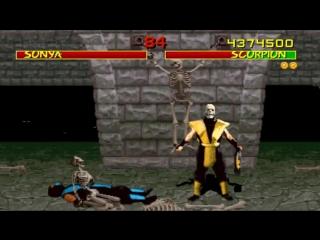 ЭЧ2D СПЕЦВЫПУСК (История серии игр Mortal Kombat) 1 часть