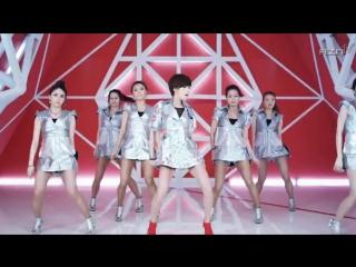 Kan Mi Youn - Going Crazy (ft. MBLAQs Mir Lee Joon) [HD-MV] (ENG SUB)