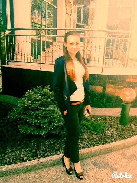Анастасия Чёрная   Новоднестровск