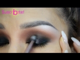 Look GRIS CALIDO Economico ( Warm Grey Smokey Eye  INEXPENSIVE)