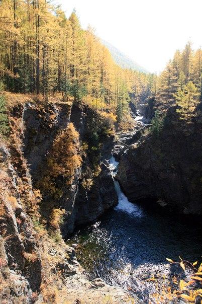 Дургенский каньон