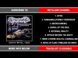 NECROCANNIBAL Somnambuliformic Possession 1994 HD full album Russian Death Metal