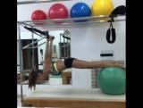 Тренируемся с Изабель Гулар 9