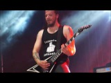 Cain's Offering - Antemortem live in Tuska Open Air, Finland 010716