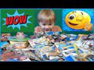 Что в коробке? SUPER SURPRISE BOX Opening! LEGO, Hot Wheels & more!