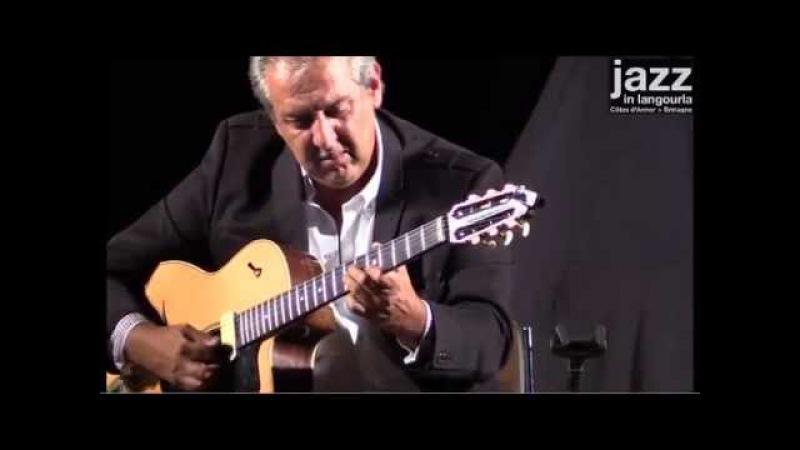 Romane Manetti Guitar Family Connection - Jazz in Langourla