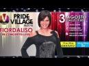 FIORDALISO FRIKANDO' TOUR 2016 - PADOVA PRIDE VILLAGE 2 AGOSTO 2016